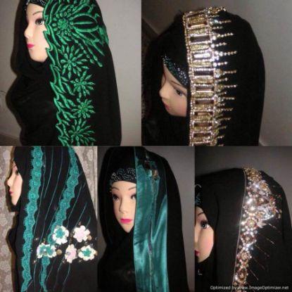 Picture of Abaya Hat Shayla Al Amira Hijab Hejab Islamic Scarf Muslim