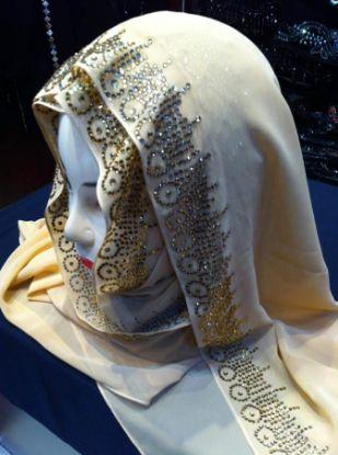 Picture of Alika Kids Khimar Girls Instant Hijab One Piece K,hijab,B41