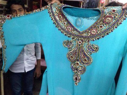 Picture of 60Th Party Wear,Youtube,abaya,jilbab,kaftan dress,dubai kaf