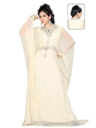Picture of Arabian Wedding Gown Bridal Caftan Dress Games Of Thron,133