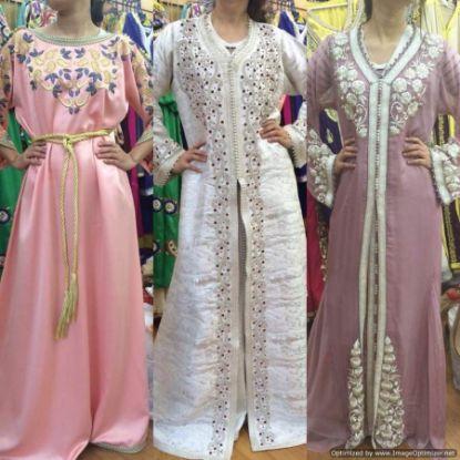 Picture of Abaya A Line,Abaya A Cut,Algerian Male Dress,abaya,jil,F2362