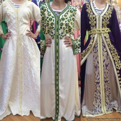 Picture of Abaya A Abu Dhabi,Abaya A&H Collection,Algerian Nation,F2364