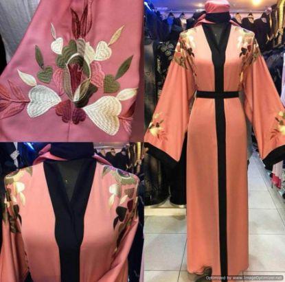 Picture of Abaya Arabic Dress Offers,Bridal Dress Used,abaya,jilb,F2909