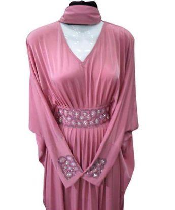 Picture of 2 Birds Bridesmaid Dresses,Dubai Kaftans For Sale,abayF3591