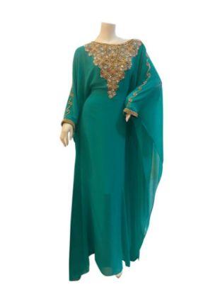 Picture of 0.5 Burkas,Burka Barbie,abaya,jilbab,kaftan dress,dubaF4391
