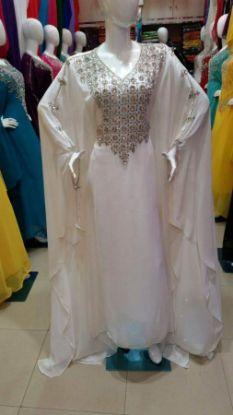 Picture of 007 Evening Dress,Kaftan Restaurant La Mer,abaya,jilbaF5209