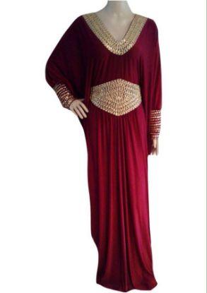 Picture of 2 In 1 Evening Dress,Kaftan Shop,abaya,jilbab,kaftan dF5223