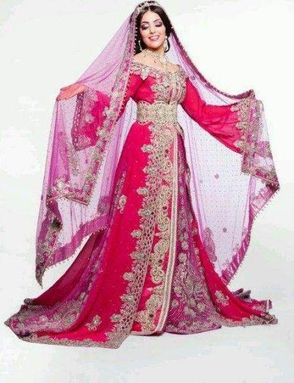 Picture of Wedding Gown Quizzes,abaya,jilbab,kaftan dress,dubai kaftan