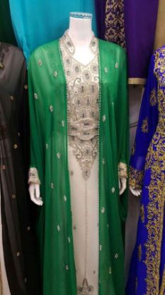 Picture of $1 Wedding Dress,Yolanthe Takshita,abaya,jilbab,kaftan dres
