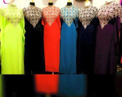 Picture of $5 Hijabs,Jalabiya Ladies,abaya,jilbab,kaftan dress,dubai k
