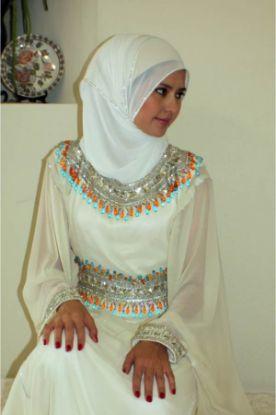 Picture of A Wedding Dress From China,abaya,jilbab,kaftan dress,dubai