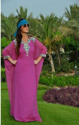 Picture of 5 Cara Memakai Jilbab,Moroccan Baby Dress,abaya,jilbab,kaft