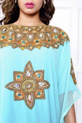 Picture of Achkal L Hijab,Moroccan Kaftan Shop Online,abaya,jilbab,kaf