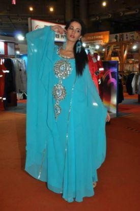 Picture of 1 Litra Burkas,Burka Crossword,abaya,jilbab,kaftan dress,du