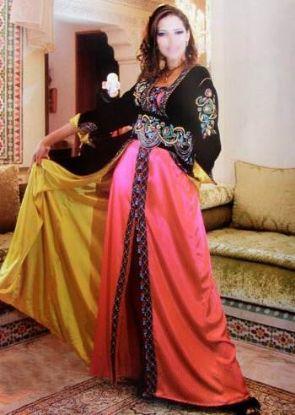 Picture of Angel B Bridesmaid Dresses,abaya,jilbab,kaftan dress,dubai