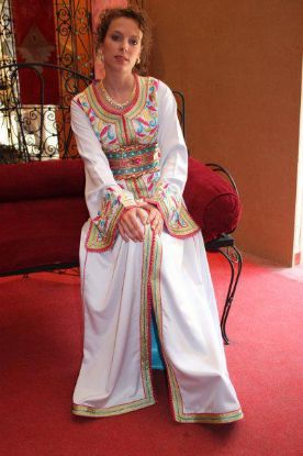 Picture of Anoushka G Bridesmaid Dresses,abaya,jilbab,kaftan dress,dub