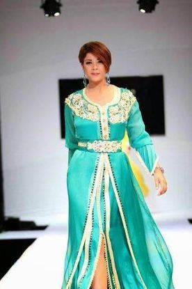 Picture of Arabic Party Wear Costume Perfect For Any Festive Occasion