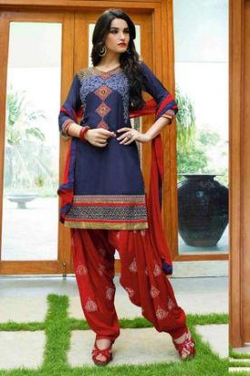 "Picture of ""Maria B""Latest Pakistani Designer Dress"