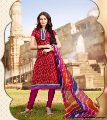 Picture of Designer Salwar Kameez Anarkali Indian Dress Bollywood Gown