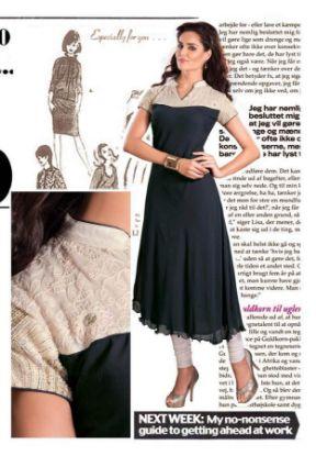 Picture of Designer Salwar Kameez Anarkali Suit Dress Pakistani Indian