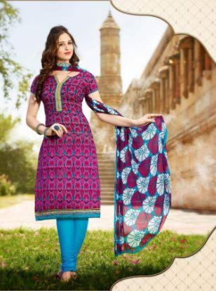 Picture of Designer Salwar Kameez Bollywood Indian Ethnic Pakistani St
