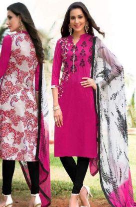 Picture of 14 Indian Pakistani Bollywood Designer Ethnic Salwar Kameez s1420