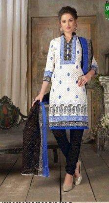Picture of Anarkali Designer Green Color Salwar Kameez Beautiful Styli