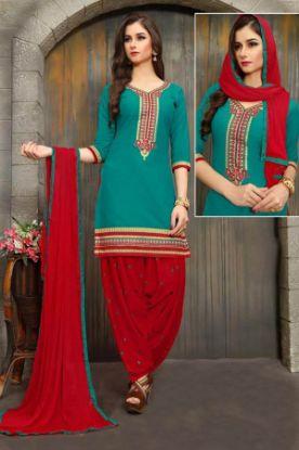 Picture of Anarkali Designer Salwar Kameez Ethnic Pakistani Indian Bol