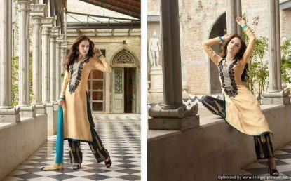 Picture of Beautiful Bejeweled Shalwar Kameez Caftan Dress! M