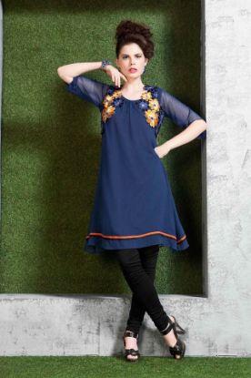 Picture of Bollywood Party Salwar Kameez Designer Shalwar Kameez Tradi s1773