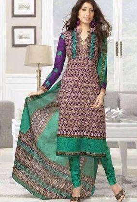 Picture of Fatimabi Yellow Anarkali Dress Haldi Function Dress Designe