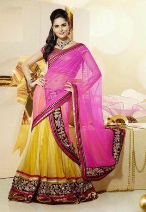 Picture of a line lehenga designs,ghagra choli appchaniya choli,choli,
