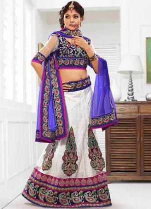 Picture of best pakistani bridal lehenga,lehenga size 48chaniya choli,