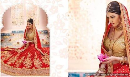 Picture of Anarkali New Wedding Party Lehenga Indian Wear Saree Sari W