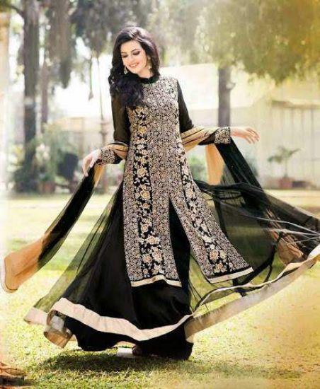 Picture of Ivorywhite Applique Wedding Dress Organza Ruffles Bea,Q831