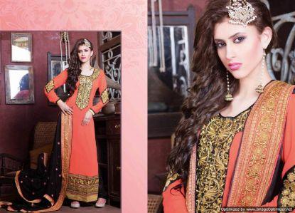 Picture of Fashion Lace Cap Sleeve Wedding Dress Tea Length Brid,Q705