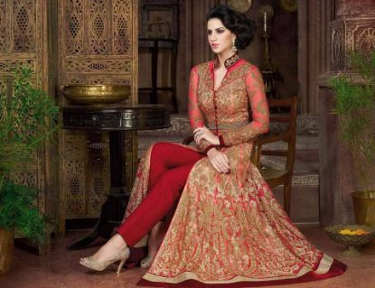 Picture of Elegant Summer Long Sleeve Full Lace Sheath Wedding D,Q4924