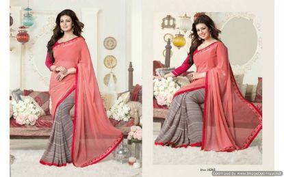 Picture of Assorted Fabric Sari Lot Of Multicolor Dress Fabric Vinta