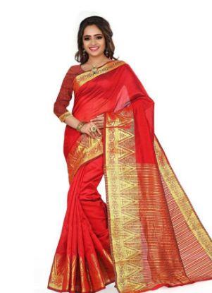 Picture of Amazing Bollywood Saree Indian Pakistani Fancy Fashion Work
