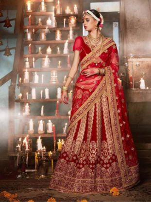 Picture of Amrita Bollywood Designer Party Wear Sari Saree