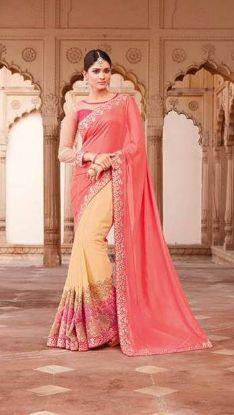 Picture of Amrita Bollywood Designer Party Wear Sari Saree,E8234