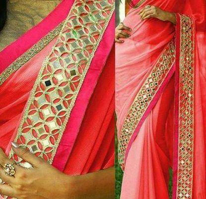 Picture of Indian Ethnic Vintage Saree Pure Silk Beige Floral Pri,E10227
