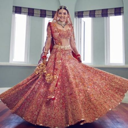 Picture for category bridal lehenga