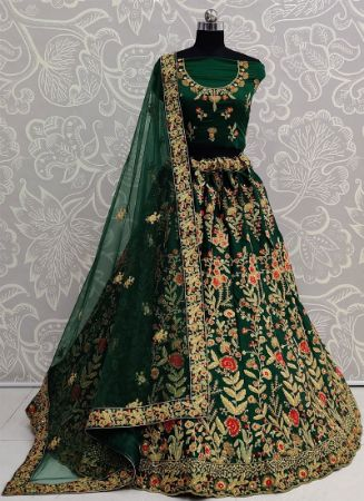Picture for category circular lehenga