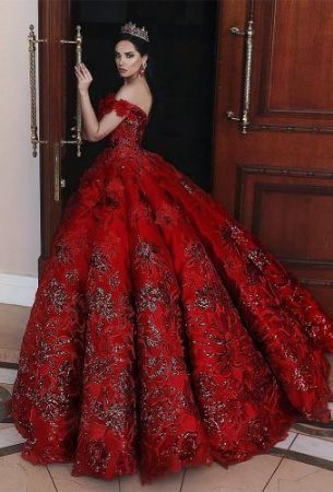 Picture for category ball gowns