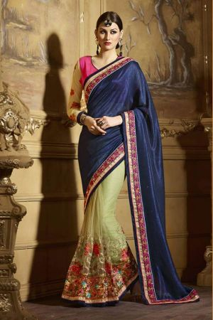 Picture for category lehenga saree style