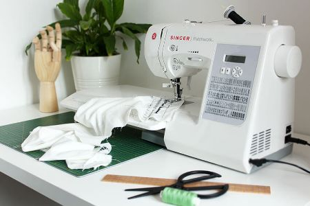 Picture for category sewing machine